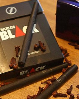 CIGARRO BLACK RED