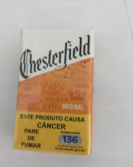 CIGARRO CHESTERFIELD ORIGINAL BOX