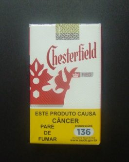 CIGARRO CHESTERFIELD RED MAÇO