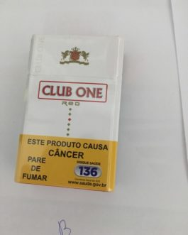 CIGARRO CLUB ONE RED