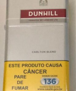 CIGARRO DUNHILL RED BOX