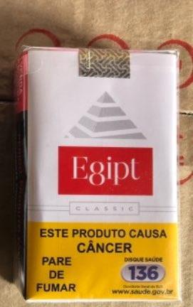CIGARRO EGIPT RED MAÇO 1