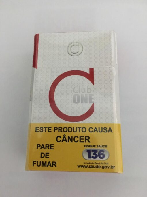 CIGARRO G ONE RED