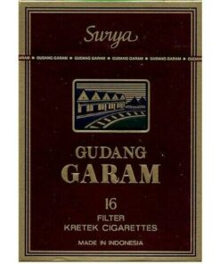 CIGARRO GUDANG GARAM CHOCOLATE