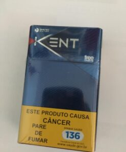 CIGARRO KENT RED BOX NOVO