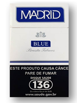 CIGARRO MADRID BLUE