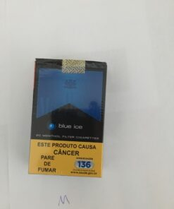 CIGARRO MARLBORO BLUE ICE MAÇO