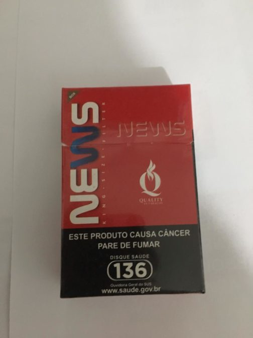 CIGARRO NEWS RED