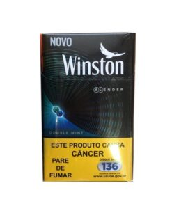 CIGARRO WINSTON BLENDER DOUBLE MINT