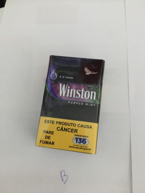 CIGARRO WINSTON PURPLE MINT