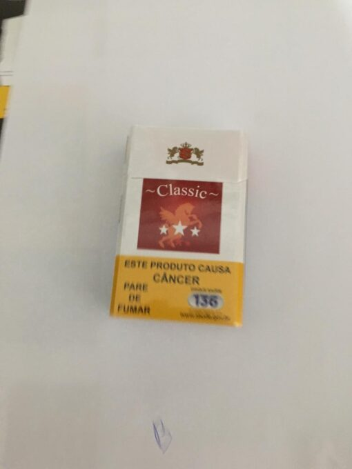 CIGARRO WS CLASSIS RED
