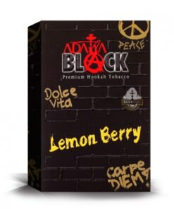 ESSENCIA ADALYA BLACK LEMON