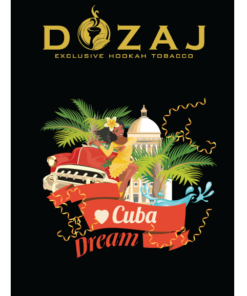 ESSENCIA DOZAJ CUBA DREAM