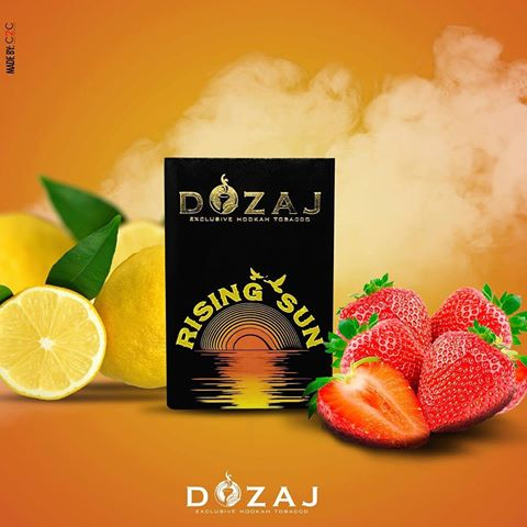 ESSENCIA DOZAJ RISING SUN