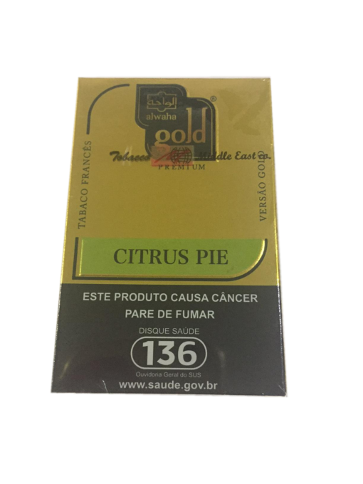 ESSENCIA GOLD CITRUS PIE