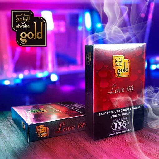 ESSENCIA GOLD LOVE 66