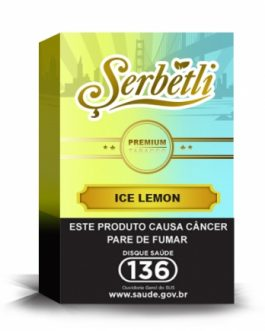 ESSENCIA SERBETLI ICE LEMON