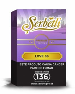 ESSENCIA SERBETLI LOVE 66