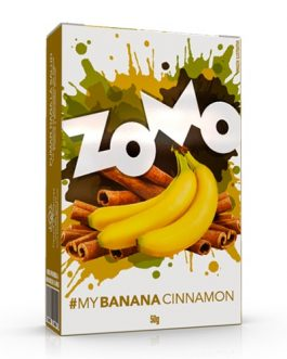 ESSENCIA ZOMO BANANA CINNAMON
