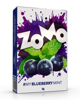 ESSENCIA ZOMO BLUEBERRY MINT