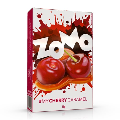 ESSENCIA ZOMO CHERRY CARAMEL