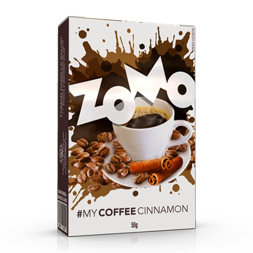 ESSENCIA ZOMO COFFEE CINNAMON