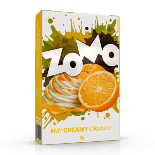 ESSENCIA ZOMO CREAMY ORANGE