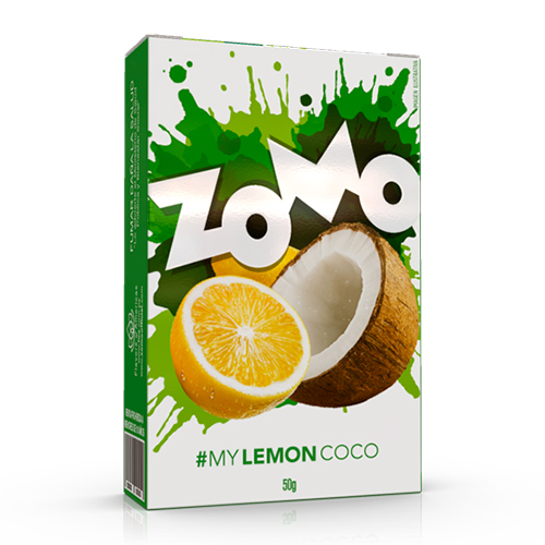 ESSENCIA ZOMO LEMON COCO