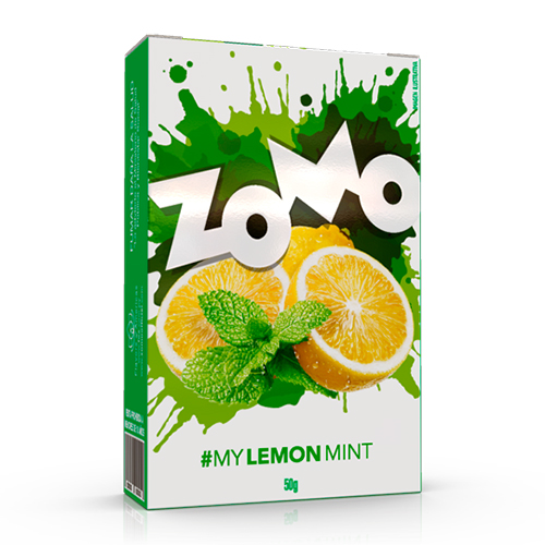ESSENCIA ZOMO LEMON MINT