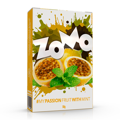 ESSENCIA ZOMO PASSION FRUIT WITH MINT