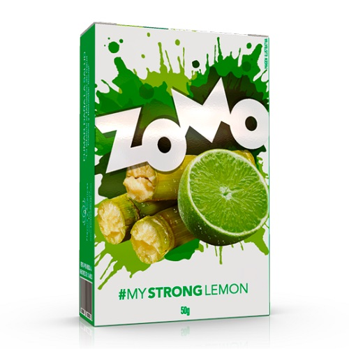 ESSENCIA ZOMO STRONG LEMON