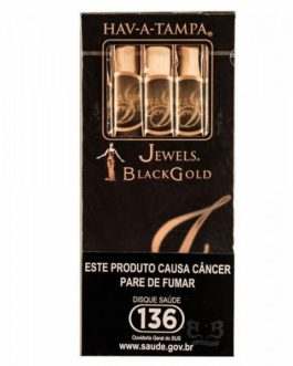 JEWELS BLACK GOLD