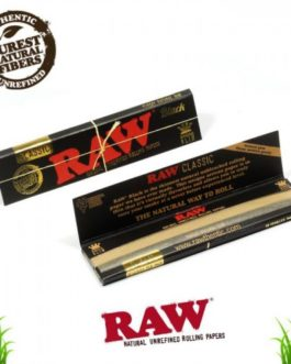 SEDA RAW BLACK