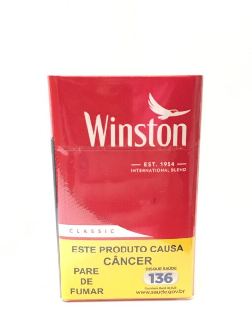 CIGARRO WINSTON RED