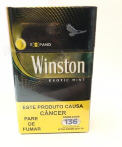 CIGARRO WINSTON EXOTIC MINT