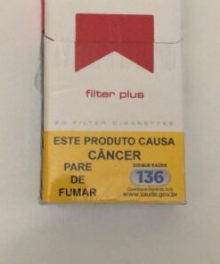 CIGARRO MARLBORO FILTER PLUS BOX