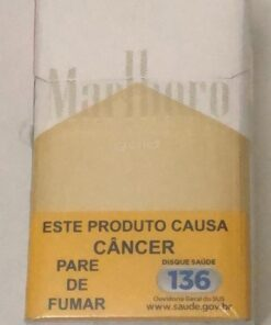 CIGARRO MARLBORO GOLD BOX