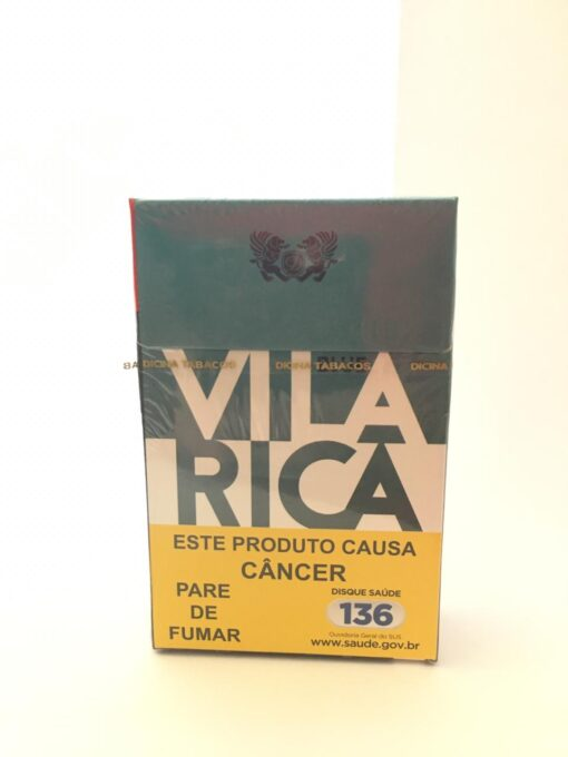 CIGARRO VILA RICA BLUE BOX