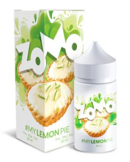 ESSÊNCIA E-LIQUIDA ZOMO LEMON PIE 30ML