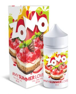ESSÊNCIA E-LIQUIDA ZOMO SUMMER LOVE 30ML