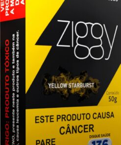 Essência Ziggy Yellow Starburst