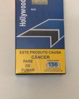 CIGARRO HOLLYWOOD BLUE MAÇO