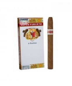 Cigarrilha Romeo y Julieta Puritos caixa c/5